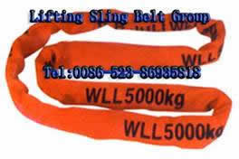 Endless round Synthetic Fiber Sling