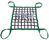 polyester web lifting net,polyester webbing lifting net