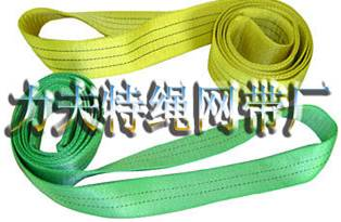 Endless nylon web sling